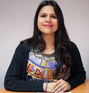 Carmela Chávez, candidata a Doctora en Sociología por la Pontifica Universidad Católica del Perú.