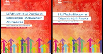 Portada del informe que estará disponible en español e inglés.