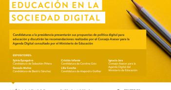 Bajadas Seminario Educación en la Sociedad Digital_Publi Facebook
