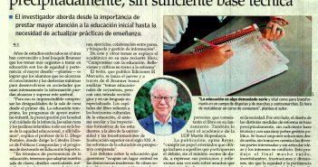 entrevista JJB El Mercurio